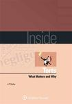 """Inside Torts: What Matters and Why by J.P. """"Sandy"""" Ogilvy"""