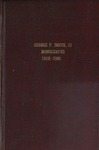 George P. Smith II - Monographs 1986-2001 by George P. Smith II